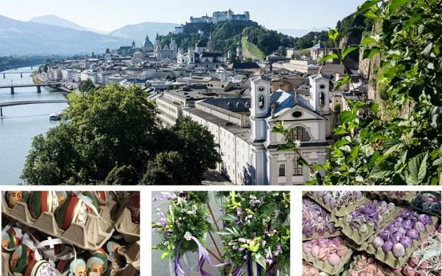 Ostern in Salzburg: Was gehört in jeden Palmbuschen?