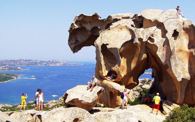 Palau heißt unsere Homebase auf Sardinien