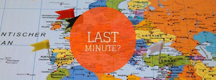 Last Minute: Lohnt sich das noch?