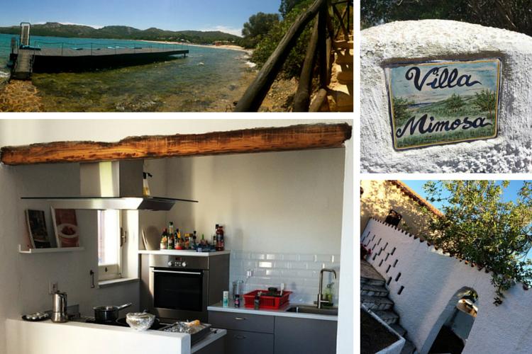 Ferienhaus auf Sardinien direkt am Meer | ein Traum!