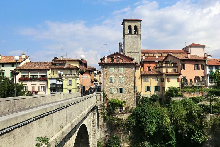 Italien: Cividale del Friuli