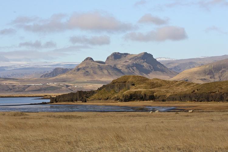 island-landschaft