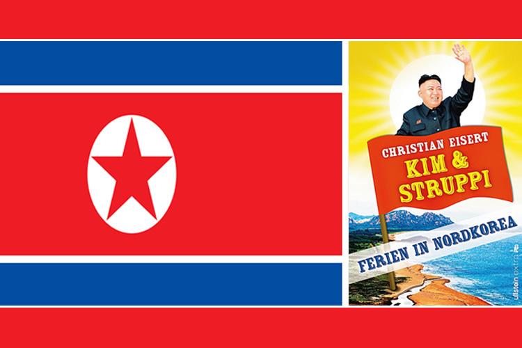 Kim & Struppi – Ferien in Nordkorea + Gewinnspiel