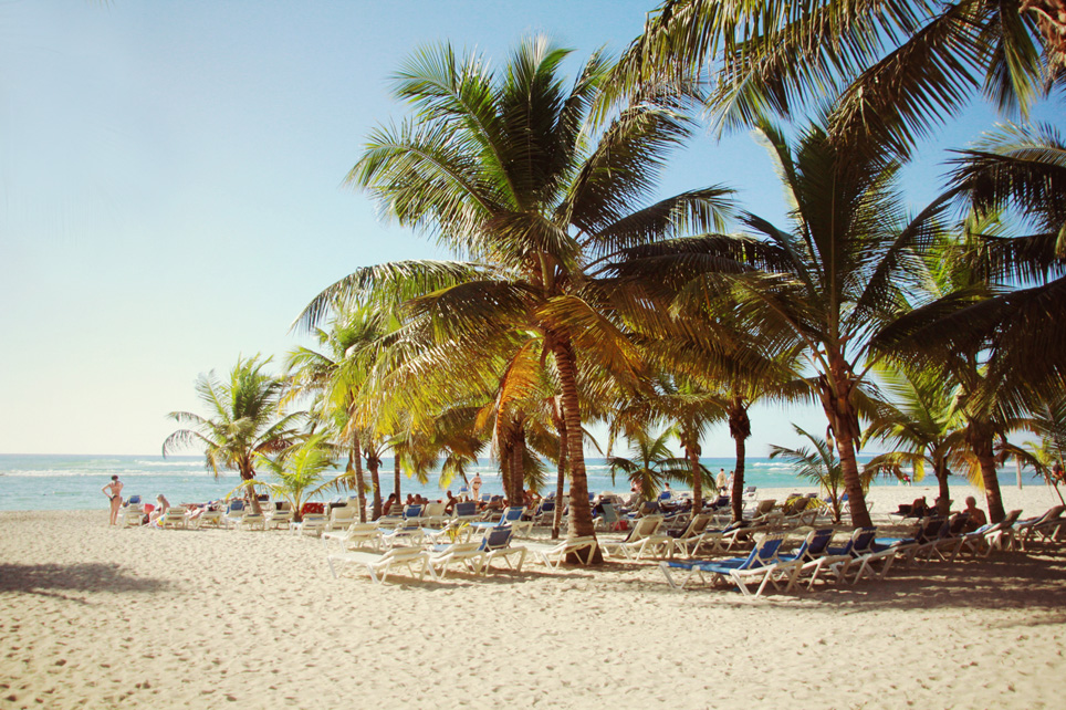 """Todo vas bien?"" im Coral Costa Caribe in Juan Dolio"