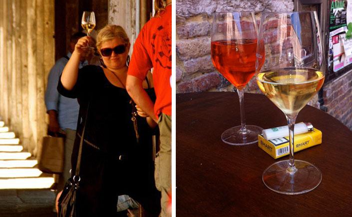 Venedig, Enoteca, Wein,