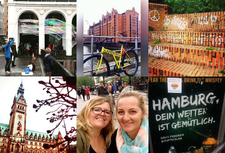 Hamburg Kurzreise