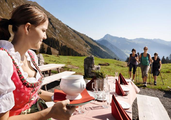 Kulinarisch durch den Bregenzerwald