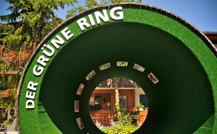 Der grüne Ring - Wandern in Vorarlberg