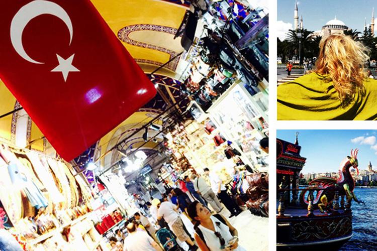 Istanbul in 24 Stunden #instatrip