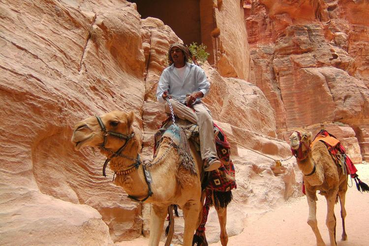 Next Stop: Es geht nach Jordanien – Petra, das Tote Meer …