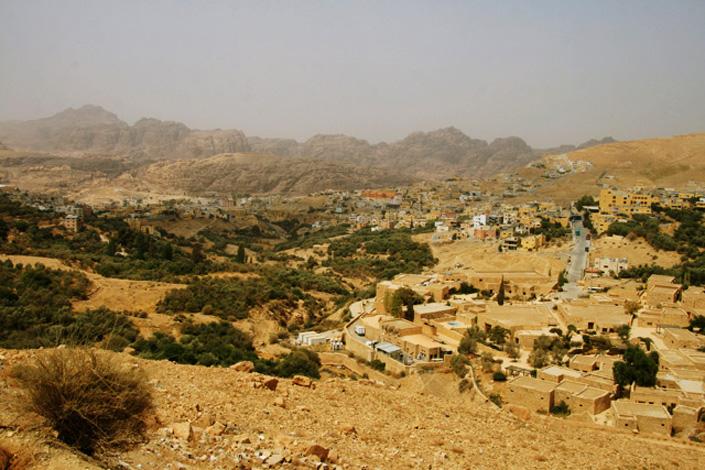 Edom Berge