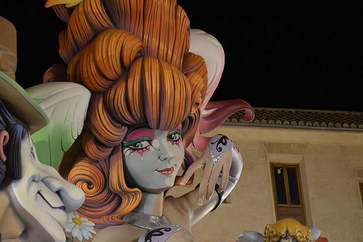 Las Fallas in Valencia – die Spanier und ihre Feste