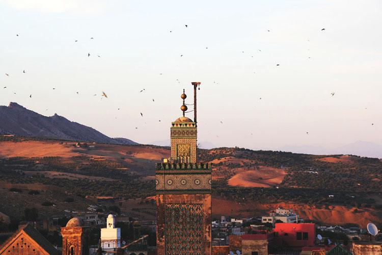Marokko und seine magischen Königsstädte.