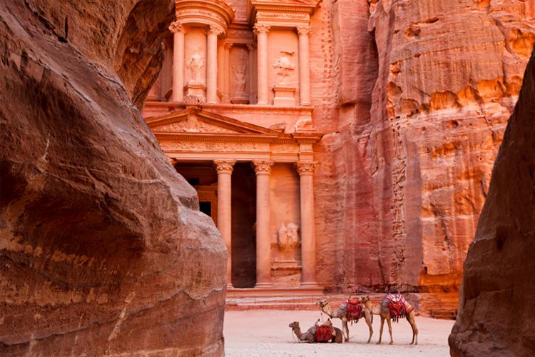 Jordanien, eine Reise in den Orient.