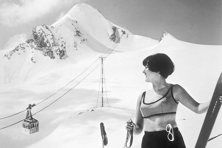 50 Jahre Gletscherskilauf am Kitzsteinhorn