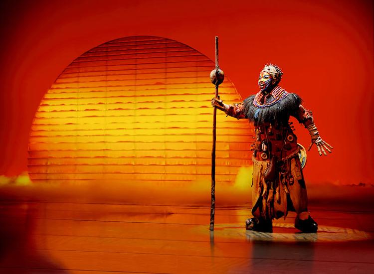 Der König der Löwen by Stage Entertainment