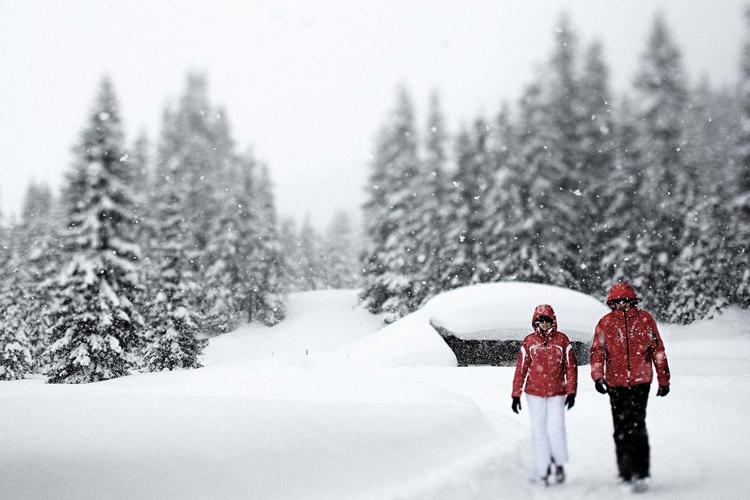 Winterwandern in Lech & Zürs | Rotewand