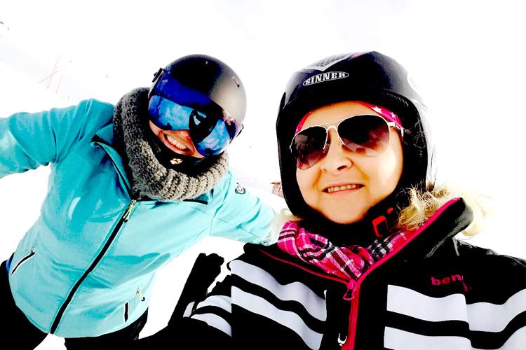 Skifahren in Salzburg: Gaissau Hintersee