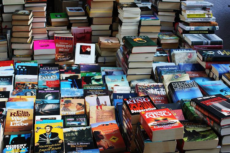 Bücher Flohmarkt Salzburg