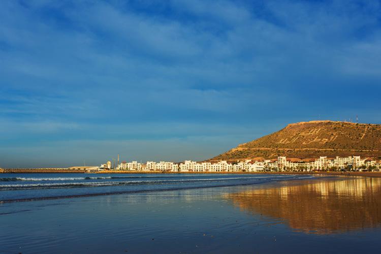 Macht Urlaub in Agadir, Leute! 10 Tipps für deinen Badeurlaub in Marokko.
