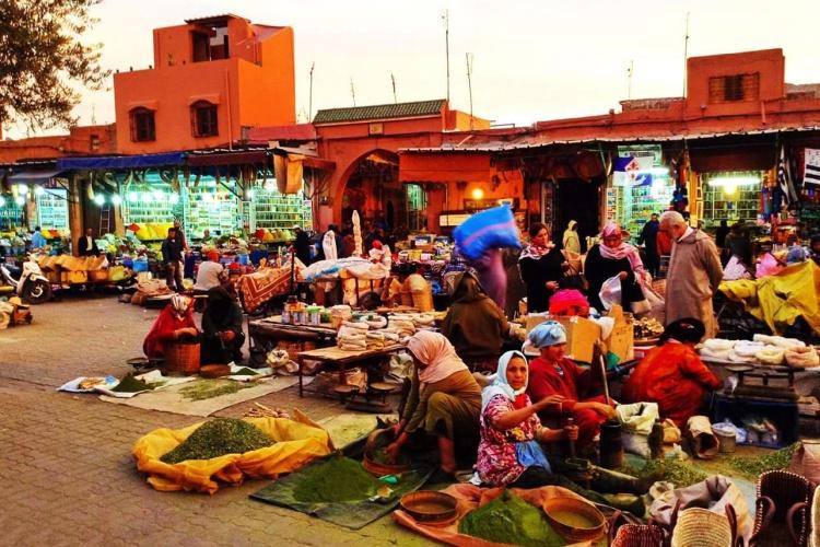 Meine TOP 7 Marrakech Sehenswürdigkeiten