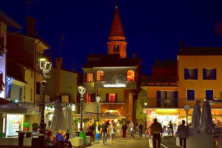 Caorle Sehenswürdigkeiten Altstadt