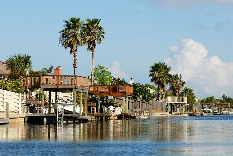 Padre Island, Texas USA