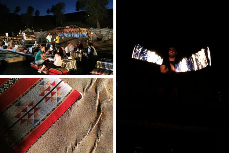 Desert Camp Oasis: 1001 Nacht lässt grüßen …