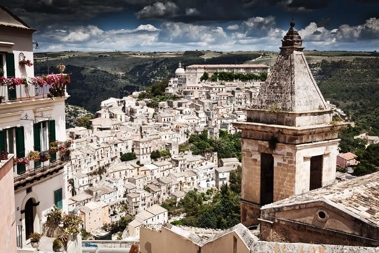 Ragusa Sizilien