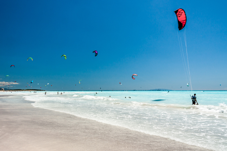 Vada: Warum ist der Strand in der Toskana so weiß wie in der Karibik?
