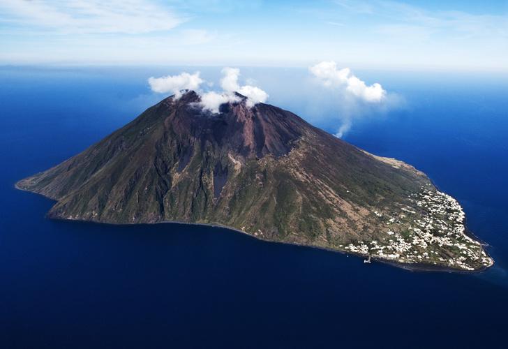 Gemma Vulkan schaun? Stromboli & die Liparischen Inseln