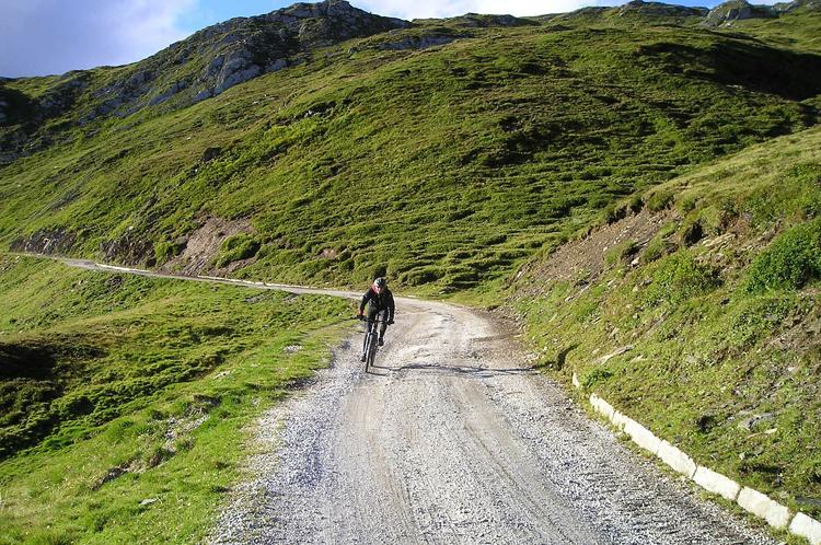 Radfahren Arlberg