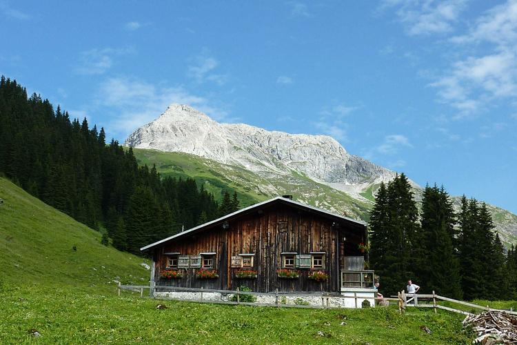Der Arlberg im Sommer: Wandern, Radfahren & Fischen