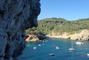 Ibiza Strände: Cala Sant Miguel