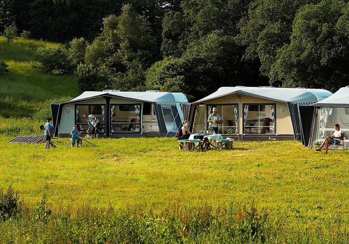 Familienurlaub in Österreich: Camping