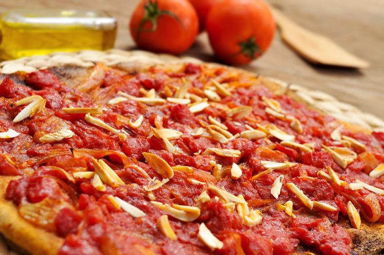 Coca - die spanische Pizza