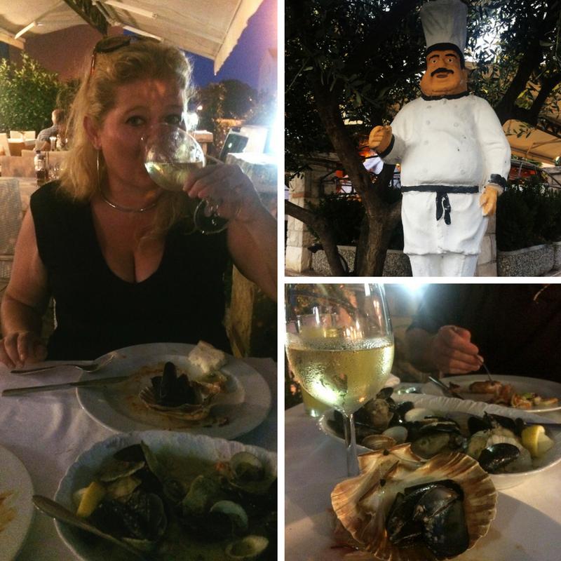 Restaurant Tipp Umag: Punta Konoba