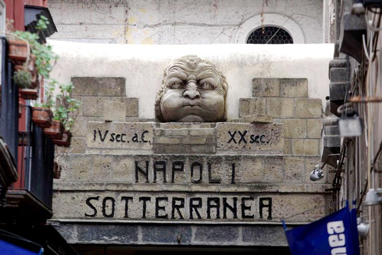 Napoli Sotteranea-neapel