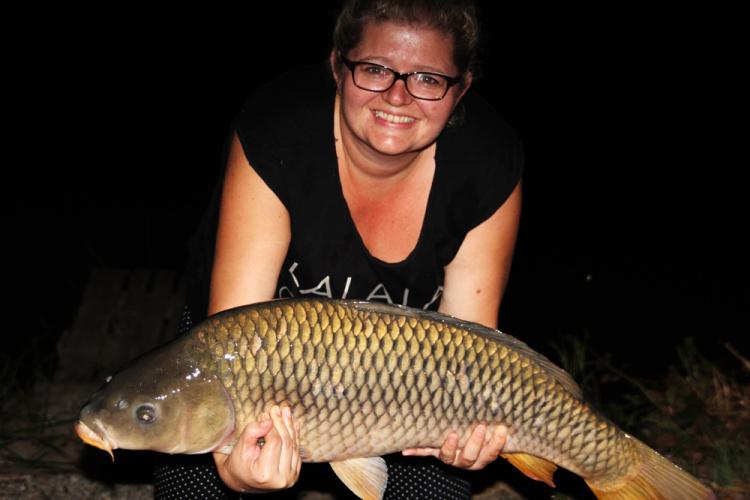 Große Fische in Ungarn