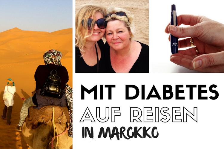 Mit Diabetes auf Reisen. Was müssen Diabetiker beim Verreisen beachten?