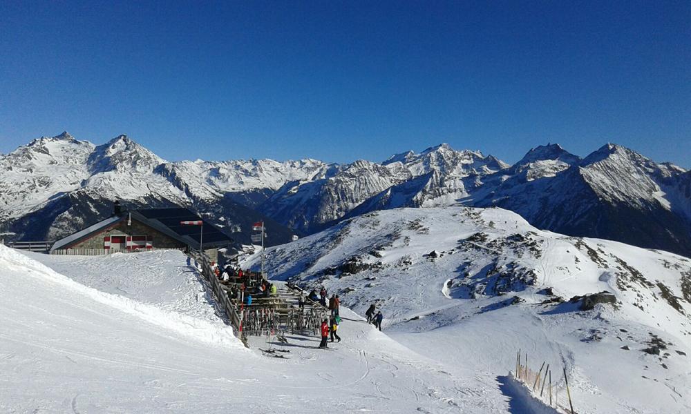 Skifahren Ahrntal Speikboden