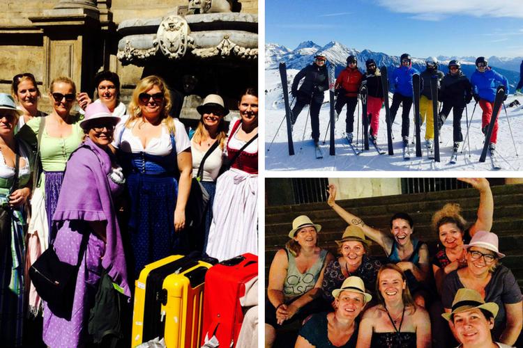 [7ways2travel] Warum ich gerne Mädelsurlaub mache + 5 Tipps für die Reiseplanung in der Gruppe.