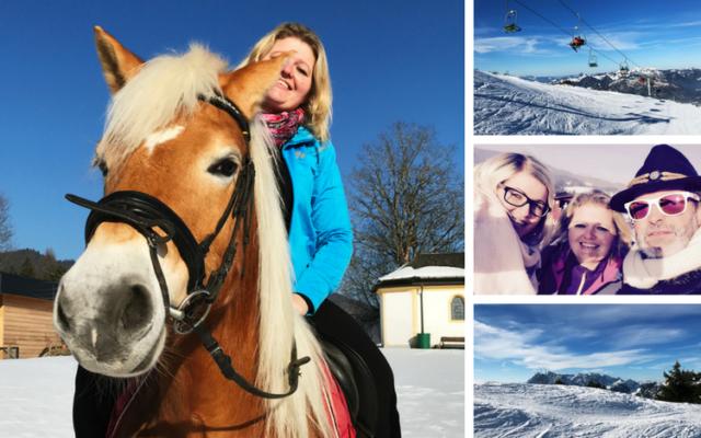 Pferde, Pisten & Promis: Perfekter Kurzurlaub im Peternhof in Kössen