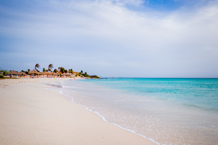 Arashi Beach © Aruba Tourism Authority