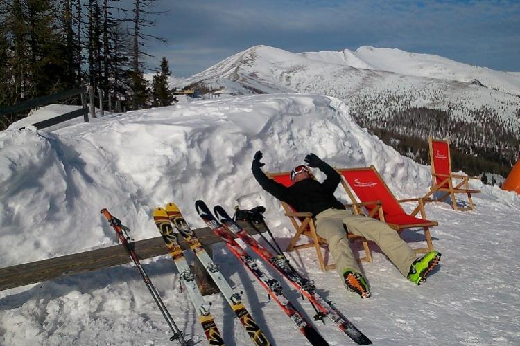Skiurlaub im Feriendorf Kirchleitn in Bad Kleinkirchheim