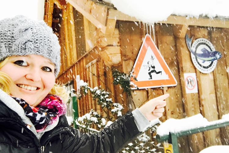 [7ways2travel] Wo auch immer die Reise hingeht: Heute ins winterliche Hallstatt
