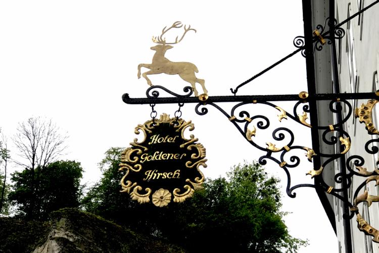 Hotel Goldener Hirsch Salzburg: Von Salzbaronen und dem Landleben in der Stadt