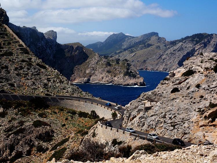 Mallorca Sehenswürdigkeiten Serra de Tramuntana