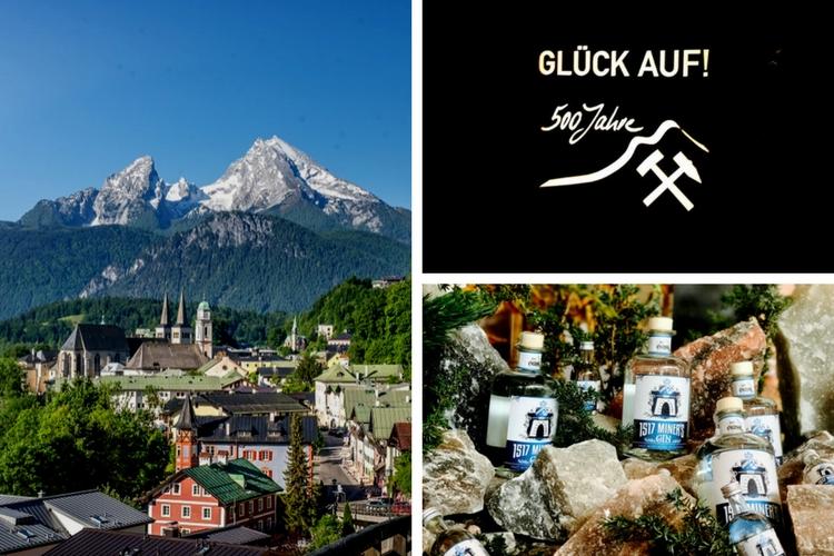 Warum du unbedingt ins Salzbergwerk Berchtesgaden schaun' musst.