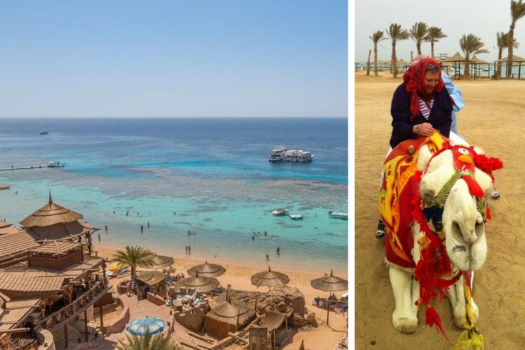 Urlaub in Ägypten, aber wohin eigentlich genau?